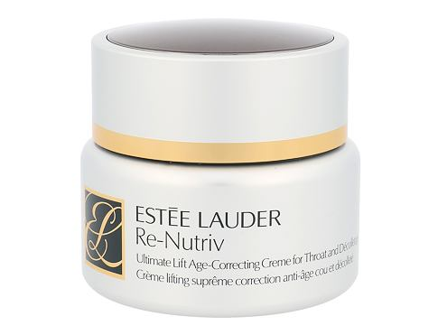Krema za vrat in dekolte Estée Lauder Re-Nutriv Ultimate Lift 50 ml