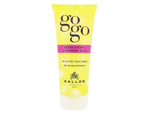 Gel za prhanje Kallos Cosmetics Gogo Refreshing 200 ml