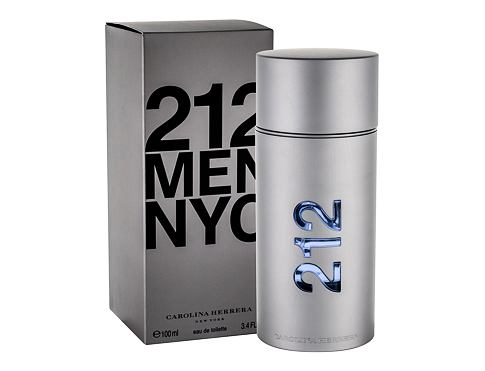 Toaletna voda Carolina Herrera 212 NYC Men 100 ml