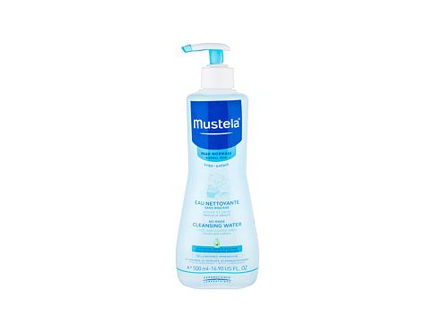 Vodica za telo Mustela Bébé PhysiObébé Cleansing Water 500 ml
