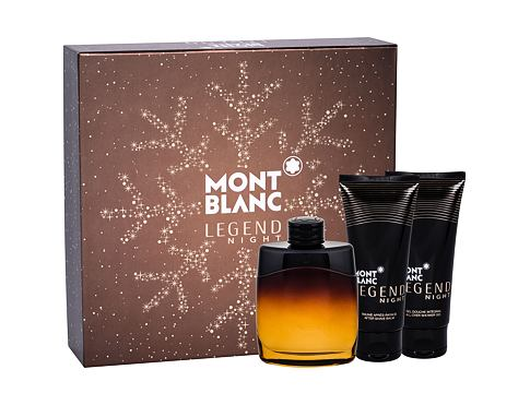 Parfumska voda Montblanc Legend Night 100 ml Seti
