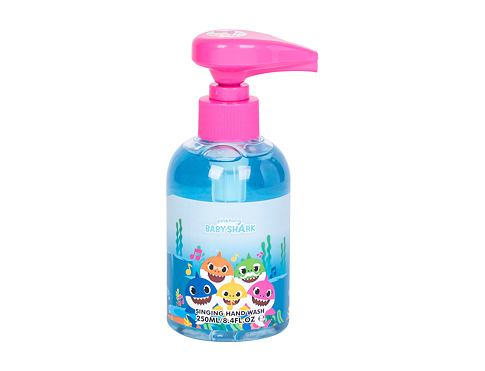 Tekoče milo Pinkfong Baby Shark Singing Hand Wash 250 ml