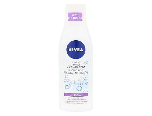 Micelarna vodica Nivea Sensitive 3in1 Micellar Cleansing Water 200 ml