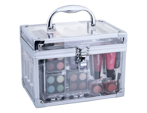 Makeup set/kovček Makeup Trading Transparent