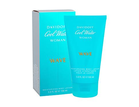 Losjon za telo Davidoff Cool Water Wave Woman 150 ml