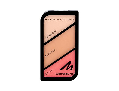 Puder v prahu Manhattan Contouring Kit 18,5 g 002 Summer In Barbados