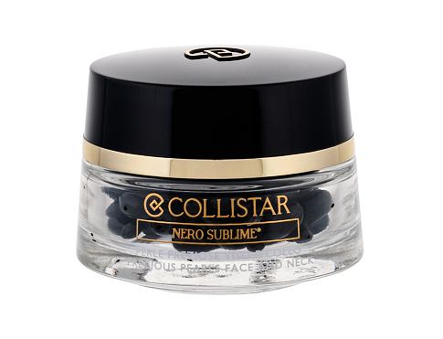 Serum za obraz Collistar Nero Sublime Precious Pearls Face And Neck 60 ks