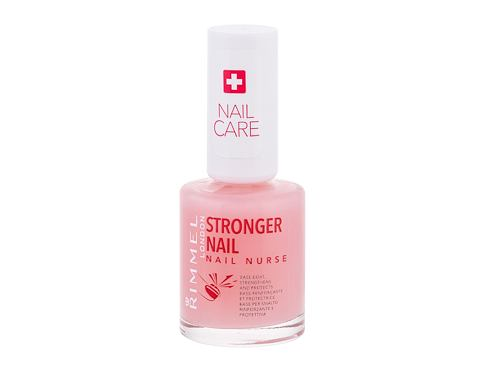 Lak za nohte Rimmel London Nail Nurse Stronger Nail 12 ml