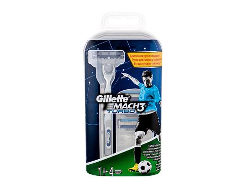 Brivnik Gillette Mach3 Turbo 1 ks Seti