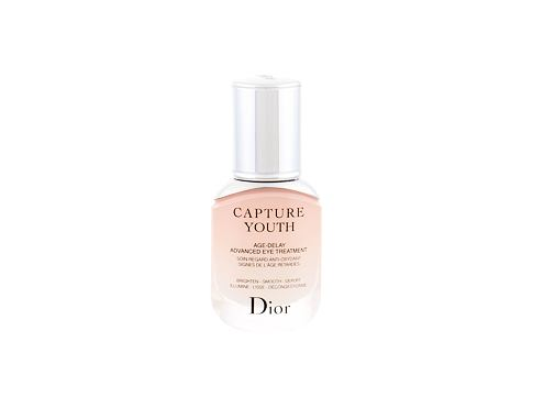 Gel za okoli oči Christian Dior Capture Youth Age-Delay Advanced Eye Treatment 15 ml