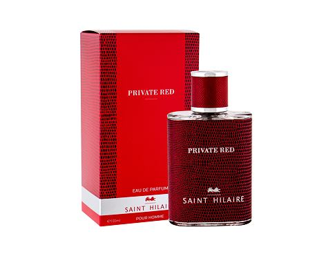 Parfumska voda Saint Hilaire Private Red 100 ml poškodovana škatla
