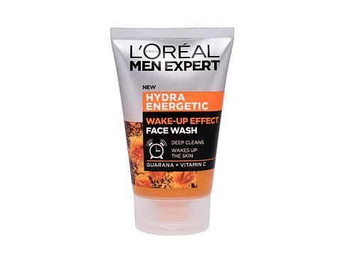 Čistilni gel L´Oréal Paris Men Expert Hydra Energetic Wake-Up Effect 100 ml