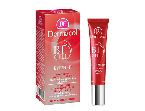 Krema za okoli oči Dermacol BT Cell Eye&Lip Intensive Lifting Cream 15 ml