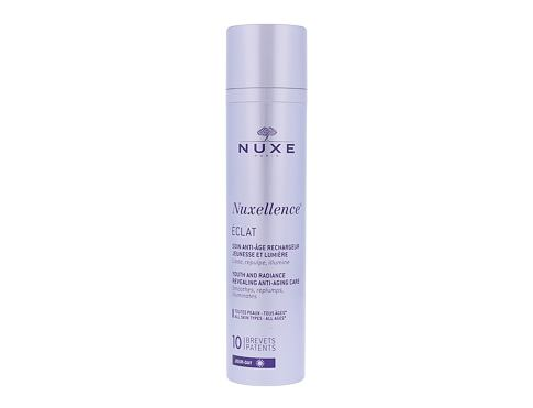 Gel za obraz NUXE Nuxellence Eclat Youth And Radiance Anti-Age Care 50 ml