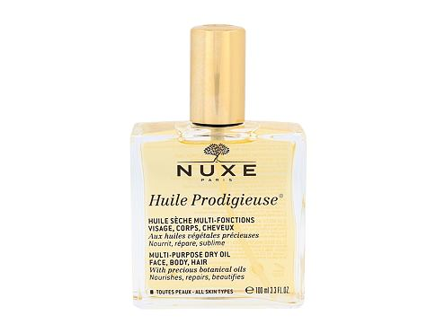 Olje za telo NUXE Huile Prodigieuse Multi Purpose Dry Oil Face, Body, Hair 100 ml