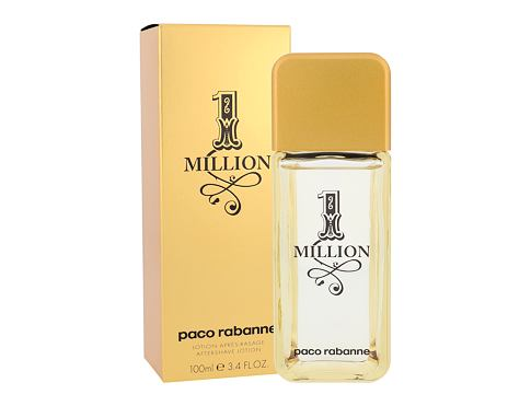 Vodica po britju Paco Rabanne 1 Million 100 ml