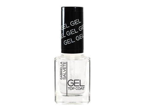 Lak za nohte Gabriella Salvete Nail Care Gel Top Coat 11 ml 15
