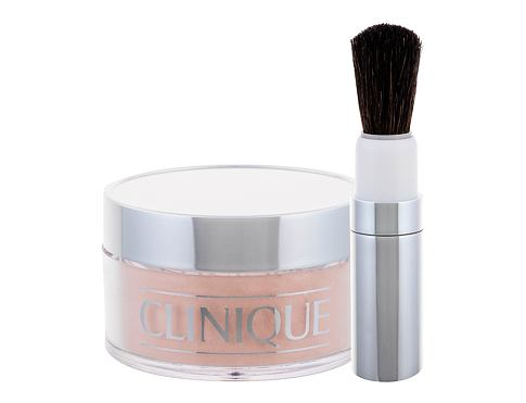 Puder v prahu Clinique Blended Face Powder And Brush 35 g 04 Transparency