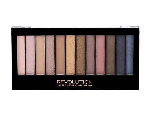 Senčilo za oči Makeup Revolution London Redemption Palette Iconic 1 14 g