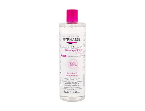 Micelarna vodica BYPHASSE Solution Micellaire 500 ml