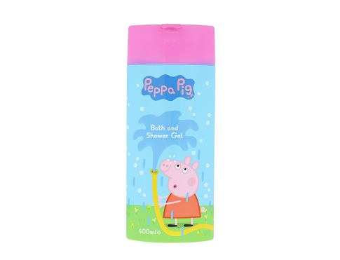 Gel za prhanje Peppa Pig Peppa 400 ml