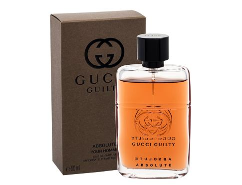 Parfumska voda Gucci Guilty Absolute Pour Homme 50 ml
