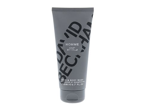 Gel za prhanje David Beckham Homme 200 ml