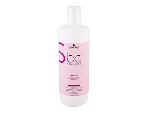 Šampon Schwarzkopf Professional BC Bonacure pH 4.5 Color Freeze Rich Micellar 1000 ml