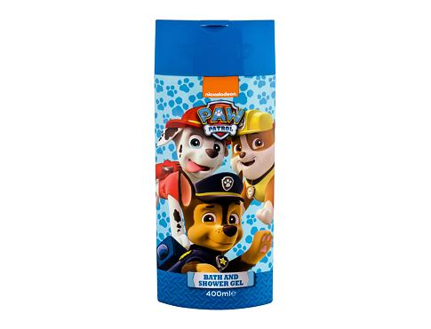 Gel za prhanje Nickelodeon Paw Patrol 400 ml
