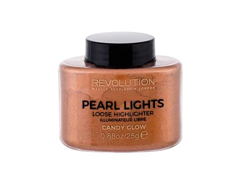 Osvetljevalec Makeup Revolution London Pearl Lights 25 g Candy Glow