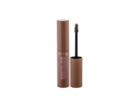 Maskara za obrvi Rimmel London Wonder Full Brow 4,5 ml 001 Light
