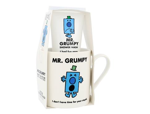Gel za prhanje Mr. Grumpy Mr. Grumpy 100 ml poškodovana embalaža Seti