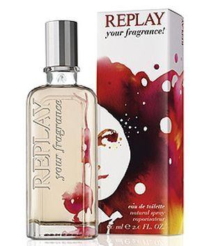 Toaletna voda Replay Your Fragrance! For Her
