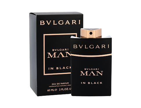 Parfumska voda Bvlgari Man In Black 60 ml