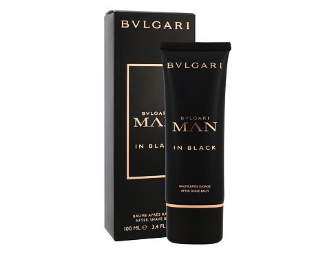 Balzam po britju Bvlgari Man In Black 100 ml