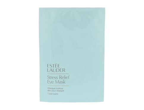 Maska za obraz Estée Lauder Stress Relief Eye Mask 11 ml