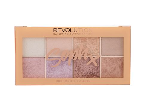 Osvetljevalec Makeup Revolution London Soph x 16 g