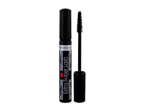 Maskara Rimmel London Extra Super Lash 8 ml 101 Black