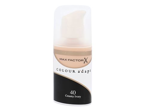 Tekoči puder Max Factor Colour Adapt 34 ml 40 Creamy Ivory