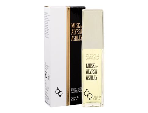 Toaletna voda Alyssa Ashley Musk 100 ml
