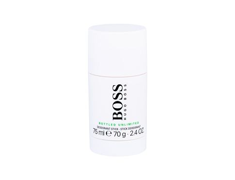 Deodorant HUGO BOSS Boss Bottled Unlimited 75 ml