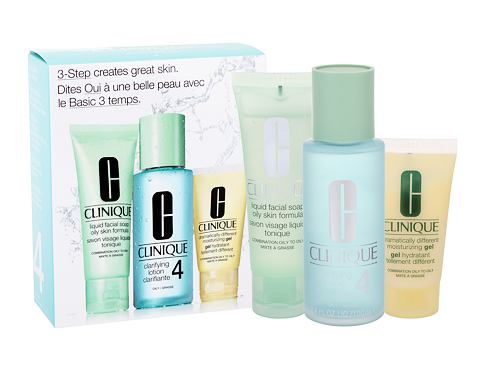 Tonik Clinique 3-Step Skin Care 4
