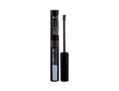 Maskara za obrvi Gabriella Salvete Eyebrow Gel 6,5 ml 03 Dark Brown