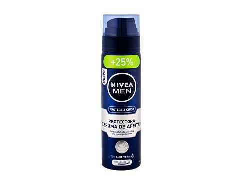 Pena za britje Nivea Men Protect & Care 250 ml