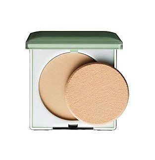 Puder v prahu Clinique Stay-Matte Sheer Pressed Powder 7,6 g 01 Stay Buff