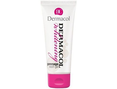 Čistilni gel Dermacol Whitening Gommage Wash Gel 100 ml