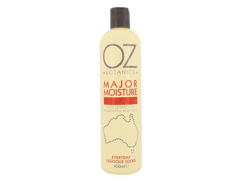 Šampon Xpel OZ Botanics Major Moisture 400 ml