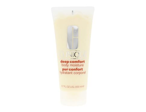 Losjon za telo Clinique Deep Comfort Body Moisture 200 ml