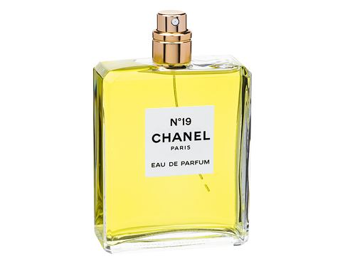 Parfumska voda Chanel No. 19 100 ml Testerji