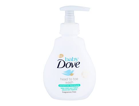 Kopel Dove Baby Sensitive Moisture Head To Toe Wash 200 ml